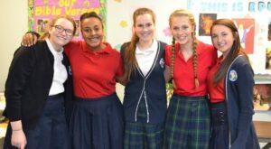 Rhetoric school girls